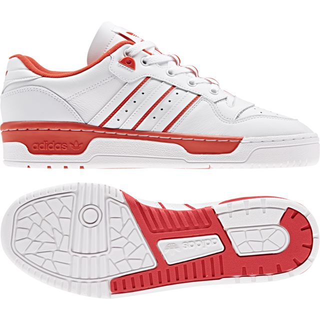 Adidas Chaussures Rivalry Low pas cher Achat Vente