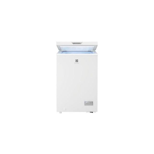 ELECTROLUX Congélateur Coffre - Volume Net Total litre, :98 - Classe D`énergie:a+ - Lcb1af10w0