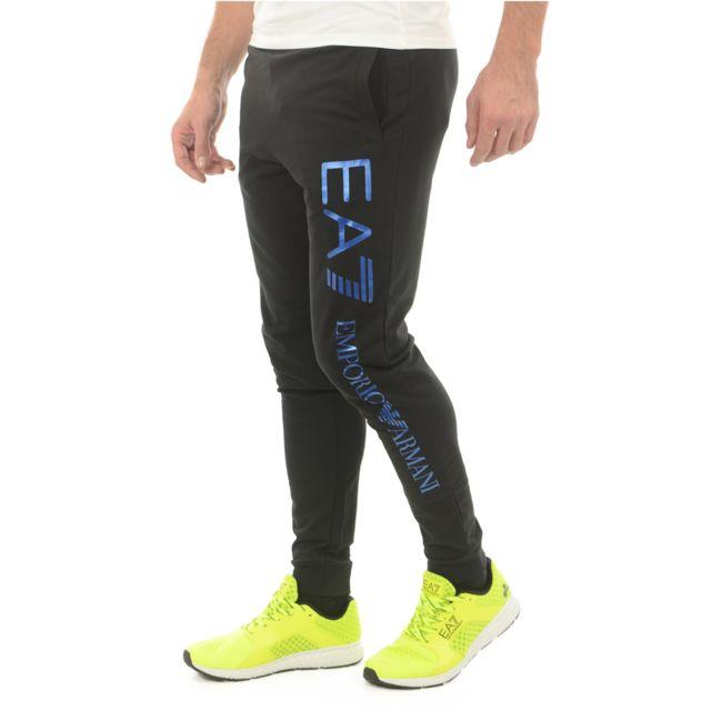 Armani Ea7 - Pantalon De Jogging Stretch Logoté 8nppa3 - Emporio Armani 558eaed4cc50
