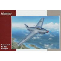 Special Hobby - 72258 Me163C Prototypes 1:72 Plastic Kit Maquette