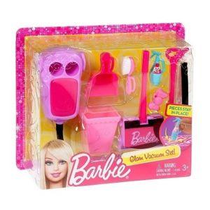 Barbie mattel set accessoires m nage maison pas cher for Accessoires maison barbie