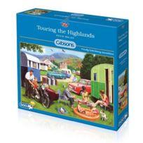Gibsons - Visiter Les Highlands 500 PiÈCE Puzzle