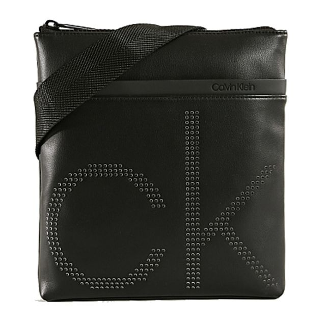 fc9587f018 Calvin Klein - Sacoche Homme - pas cher Achat / Vente Besaces et  bandoulières - RueDuCommerce