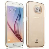 Baseus - Coque série Sky-gold translucide pour Samsung Galaxy S6 Sm-g920