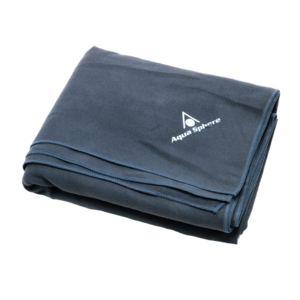 aquasphere serviette de bain drap de plage aqua sphere king size serviette gris gris 87837. Black Bedroom Furniture Sets. Home Design Ideas
