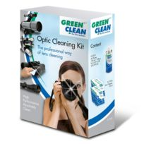 Greenclean - Green Clean Lc-7000 Kit de Nettoyage aerosol 150ml + 10 lingettes Wet&Dry