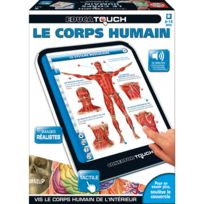 Educa - Touch conector Le corps humain