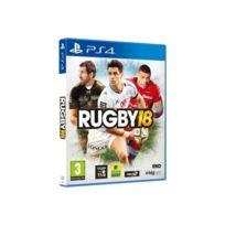 BIGBEN - Jeu PS4 Rugby 18