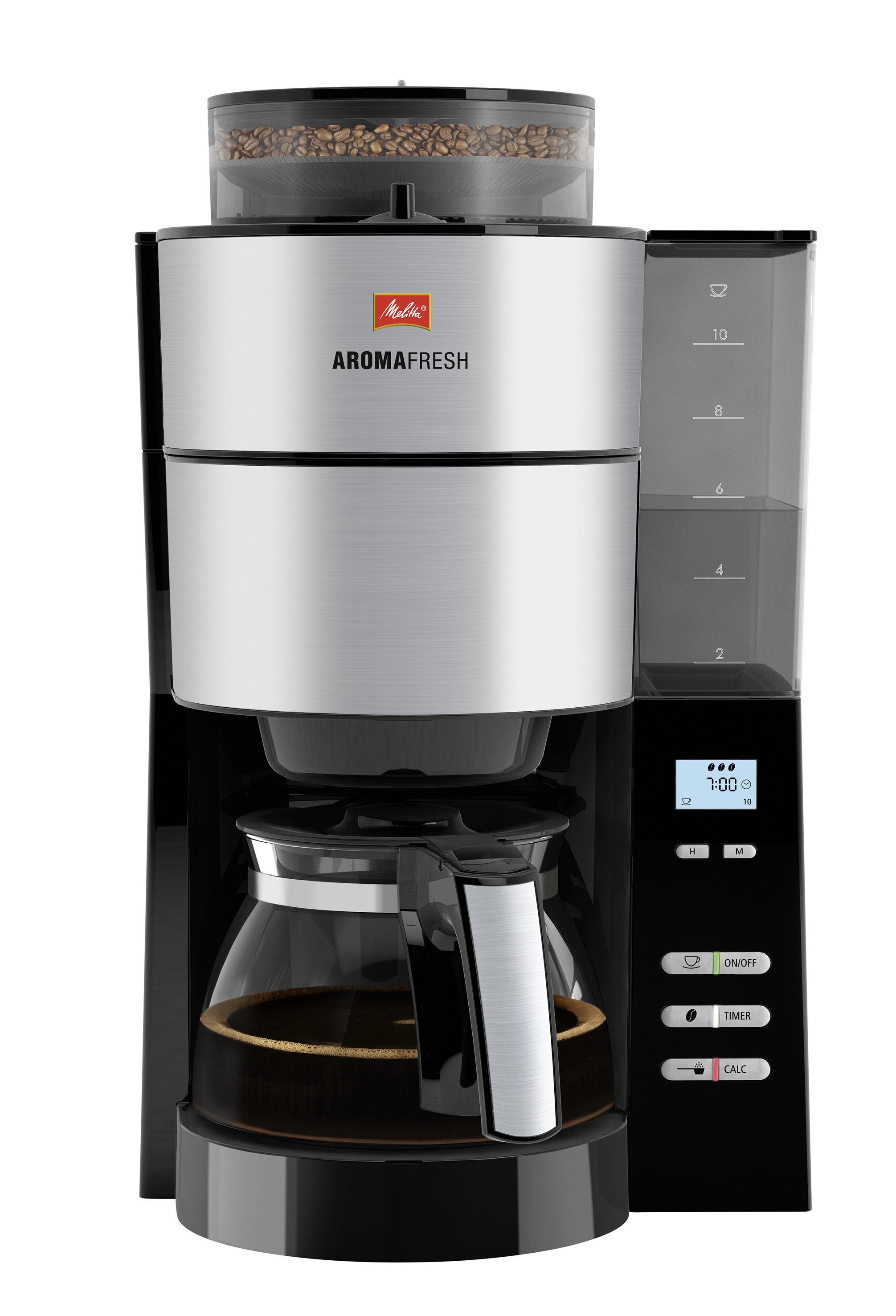 Cafetière à filtre AromaFresh 1021-01