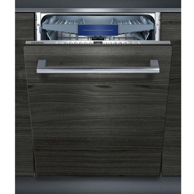 SIEMENS lave-vaisselle 60cm 14c 44db a++ tout intégrable - sx736x19ne