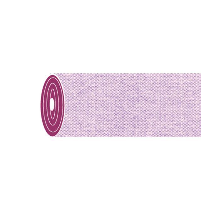 Az boutique Nappe de table bordeaux à carreaux textile non tissé - rouleau de 24m x 120cm - Nappes jetables