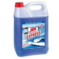Jex nature - nettoyant jex desinfectant parfum cotes bretonnes - bidon 5 litres