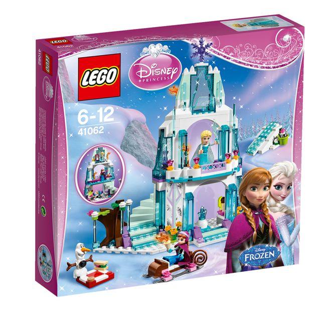 Lego DISNEY PRINCESS - Le palais de glace d'Elsa - 41062