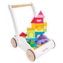 Le Toy Van - Trotteur Nuage et Arc-en-ciel
