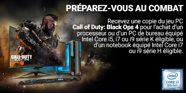 Rue Du Commerce - Opération INTEL - Call of Duty Black Ops 4