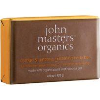 John Masters Organics - Savon Exfoliant Orange & Ginseng