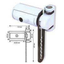 Socona - Entrebâilleur haute sécurité pour fenêtre Block'AIR