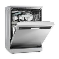 KLARSTEIN - Reinfjord Lave-vaisselle A+++ 1850W 12 Couverts Façade inox