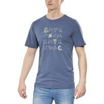 Gentic - Holdgame - T-shirt manches courtes - bleu