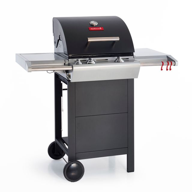 BARBECOOK - BARBECUE GAZ IMPULS BLACK 3.00
