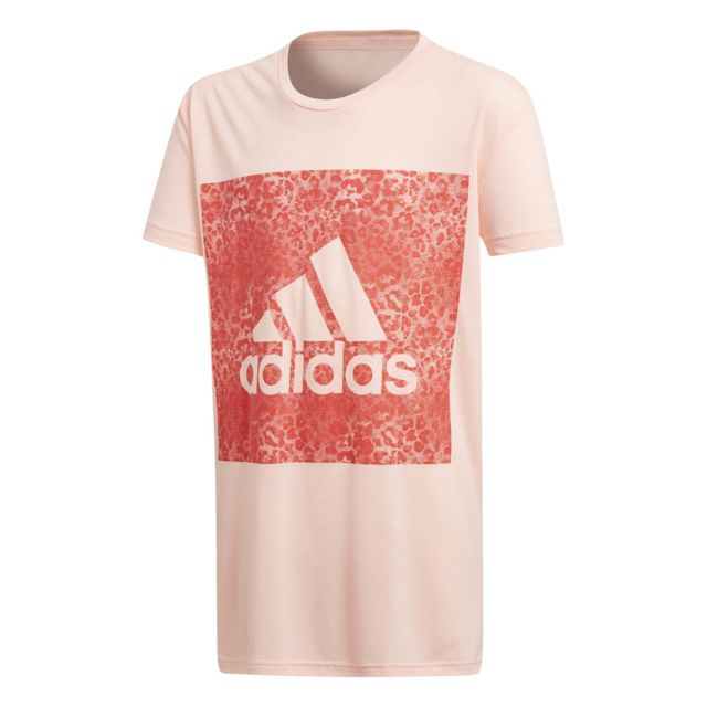 52c072a1f8ded Adidas - T-shirt Logo Loose - pas cher Achat   Vente Tee shirt ...