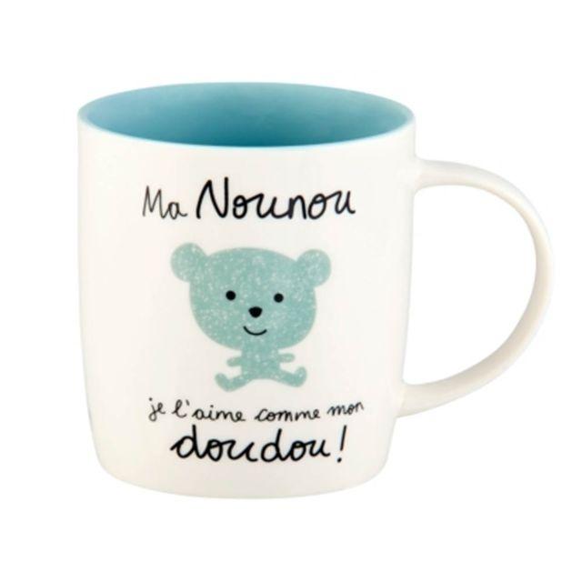 Ma Mon Cadeau Comme Mug Je L'aime Nounou Doudou qSMpVzGU