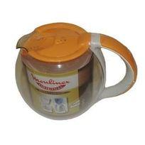 Moulinex - Verseuse avec couvercle jaune Cocoon Solea