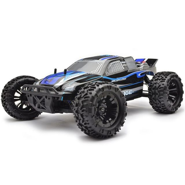 FTX 4X4 Tout Terrain CARNAGE Bruhless 4WD FTX5543