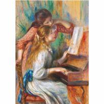 Dtoys - Puzzle 1000 pièces - Renoir : Jeunes filles au piano