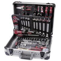 KRAFTWERK - Coffret d'outils mixtes 197 pcs garantie à vie