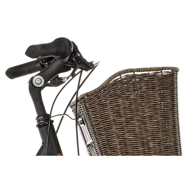 Ortler - Vélo Enfant - Monet - Vélo de ville femme - noir