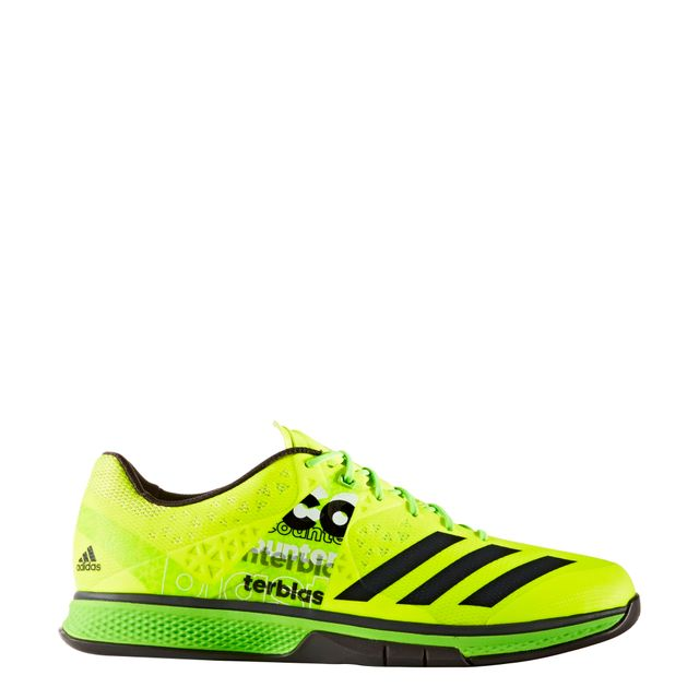 Adidas Chaussures Counterblast Falcon jaune fluo pas