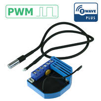 Qubino - Module thermostat Pwm encastrable Z-wave avec sonde