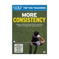 Green - Golf Magazine Top 100 Teachers - More Consistency Import anglais