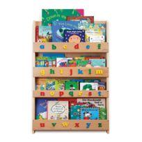 Tidy Books - Le Tidy Livres pour les enfants Bibliothèque - Natural lettres minuscules