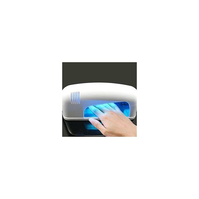 Alpexe Nouvelle Lampe Uv 9w De Gel De 365nm Lampe De Phototherapie