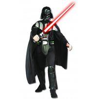 Marque Generique - Déguisement Dark Vador adulte luxe Star Wars M