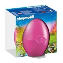 Playmobil - Oeuf de Pâques 9208 - Fées avec chaudron magique