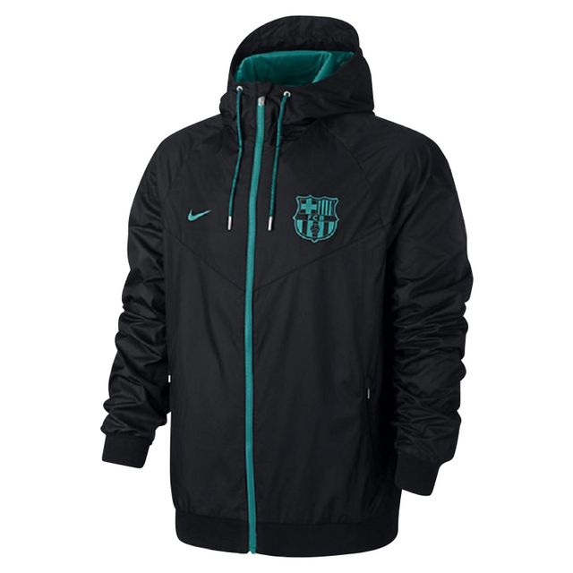Nike Veste Fc Barcelona Auth Windrunner pas cher Achat
