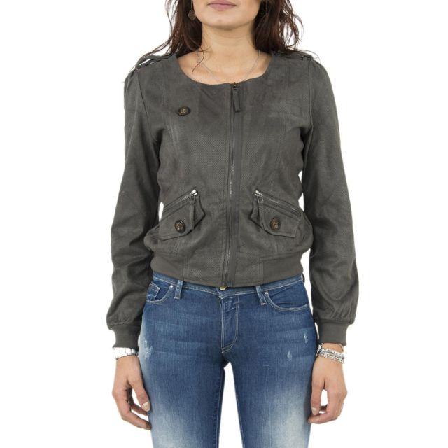Mode Femme Vêtements Discount : Molly Bracken Femme Veste
