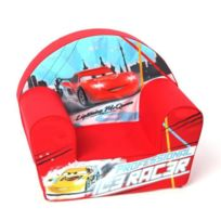 Nicotoy - Disney Fauteuil Cars Mcqueen Ice Racer