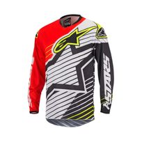 Alpinestars - Maillot Kid Racer Braap 321 Rouge