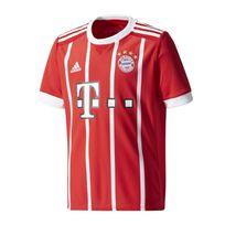 Adidas performance - Maillot De Football Bayern Munich Home Replica Rouge Maillot Club Enfant Football