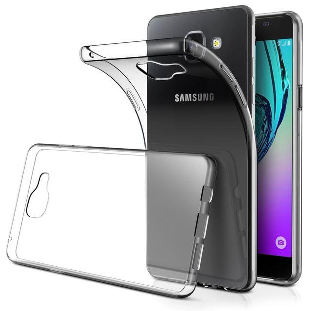30b9f461ac1ec2 Cabling - Coque souple gel silicone Incassable Transparente Samsung Galaxy  A3 2016 A310 - pas cher Achat   Vente Coque, étui smartphone - RueDuCommerce