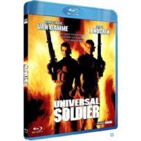 - Universal Soldier Blu-ray