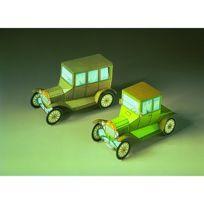 Schreiber-bogen - Maquette en carton : Deux Ford T : Oldtimer