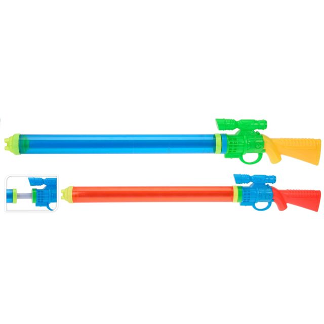 Provence Outillage Pistolet à eau grand canon de 76 cm