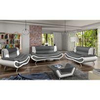 Canapés Achat Canapés Pas Cher Rue Du Commerce - Canapé 3 places pour deco interieur design
