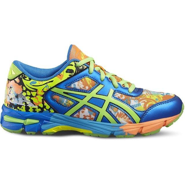 9aeb765e9c373 Asics - Gel-Noosa Tri 11 C603N-0785 Enfant mixte Baskets Multicolore - pas  cher Achat   Vente Chaussures running - RueDuCommerce