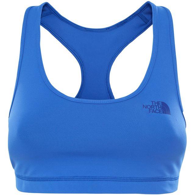 The north face - Bounce-B-Gone - Brassière de sport Femme - bleu - pas cher  Achat   Vente Sous-vêtements - RueDuCommerce 97586a77fc6